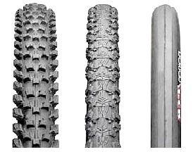який тиск має бути в шинах велосипеда