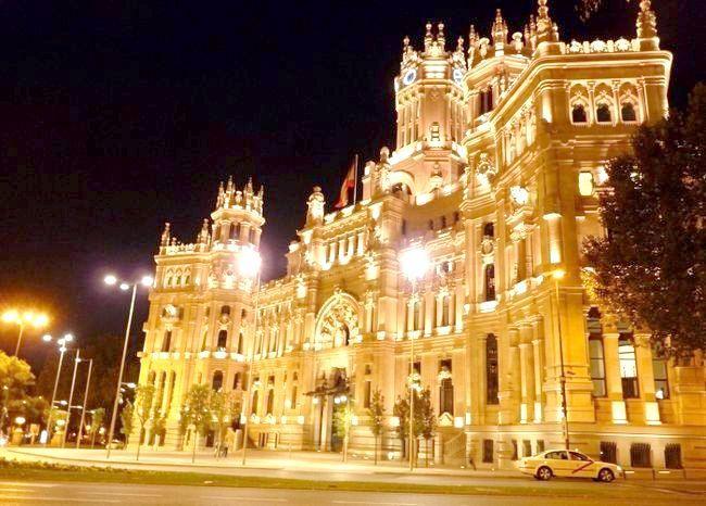 Столиця Іспанії