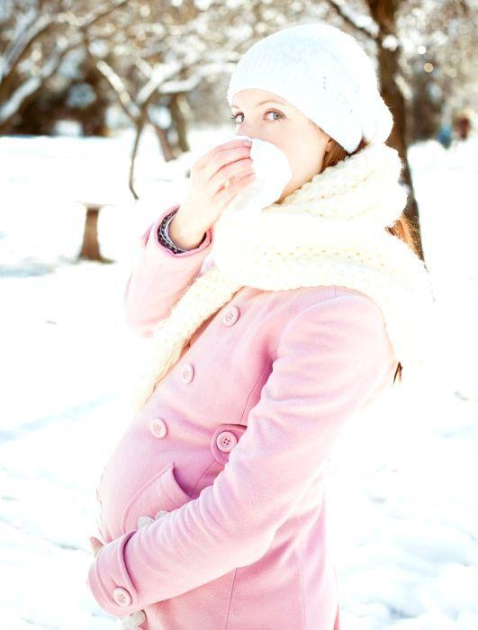 застосування Називина при вагітності