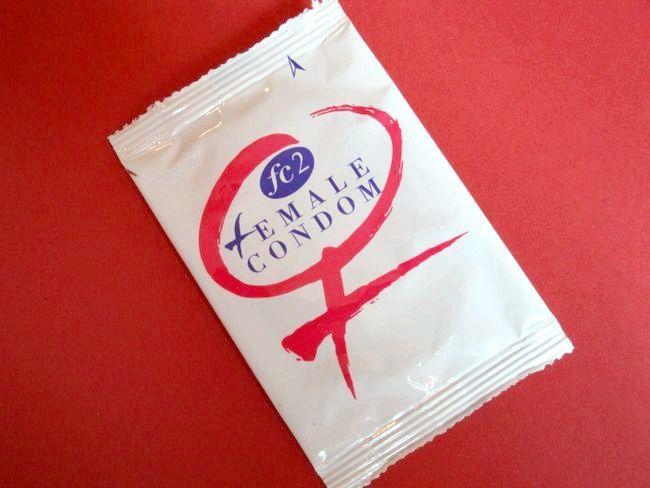 жіночий презерватив використання