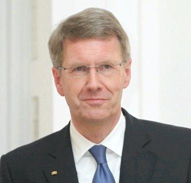 перший президент германии