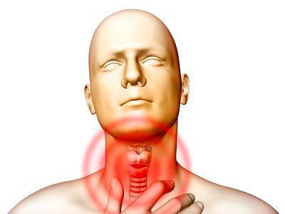 Причини, що викликають ком у горлі