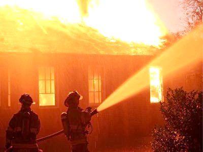 Пожежа сонник