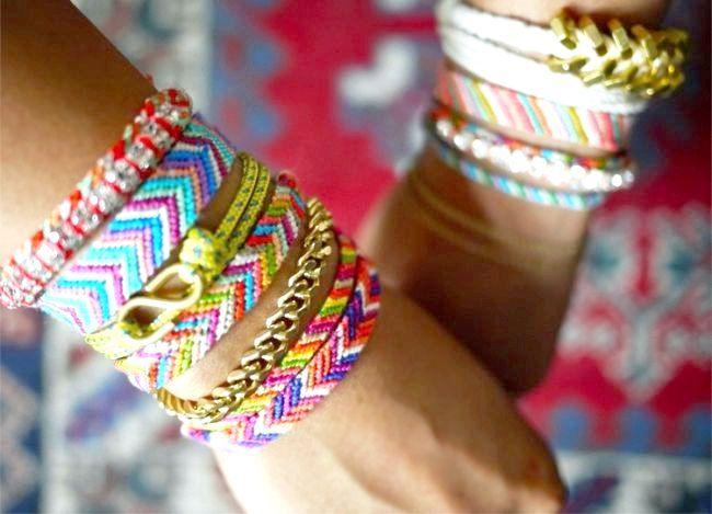 плетіння фенечек з ниток
