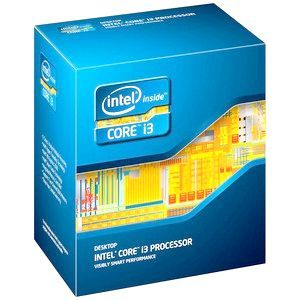 процесор intel core i3 cpu