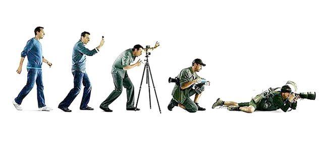 професія фотограф