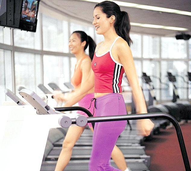 програма тренування в тренажерному залі для дівчат для схуднення