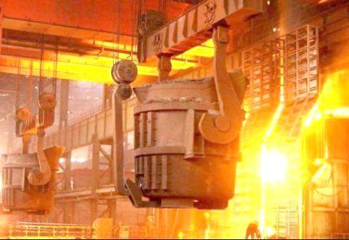 доменне виробництво чавуну