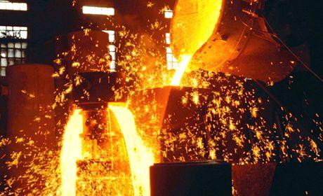 виробництво сталі