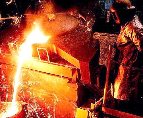 кременчуцький сталеливарний завод