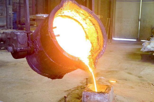 процес виробництва сталі