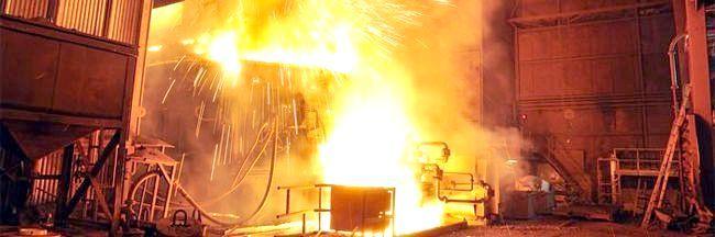 технологія виробництва сталі