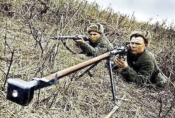 Протітанкову рушницю