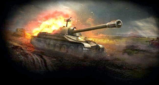 Перевірені способи, як заробити золото в world of tanks