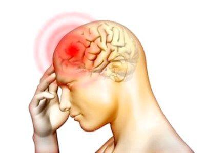 перші ознаки раку головного мозку