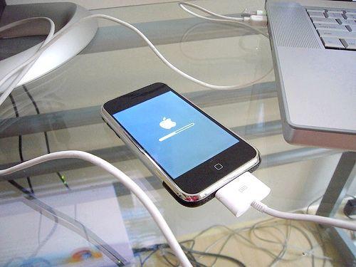 як оновити прошивку на iphone