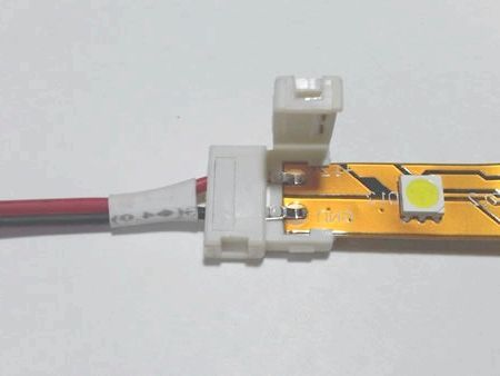 як підключити світлодіодну стрічку