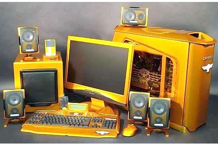 характеристики ігрового комп'ютера