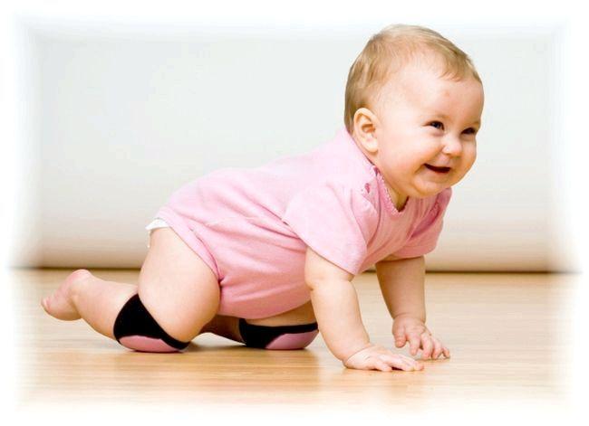 розвиток дитини по тижнях