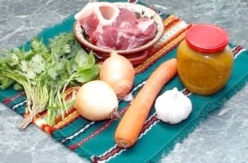 Рецепт харчо з яловичини без варіацій!