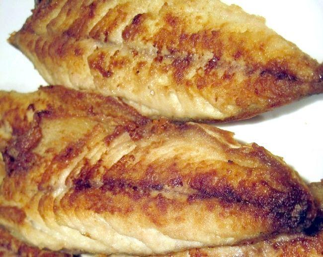 Рецепт приготування скумбрії у фользі, клярі і дещо ще