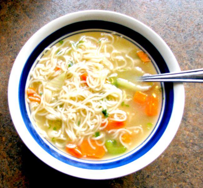 Рецепт рамена - класика далекосхідної кухні