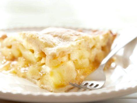 рецепт шарлотки яблучної зі сметаною