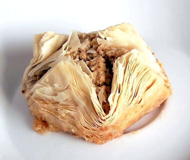 рецепт тіста філо