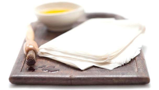 як приготувати тісто філо