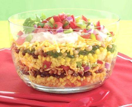 рецепт салату на день народження