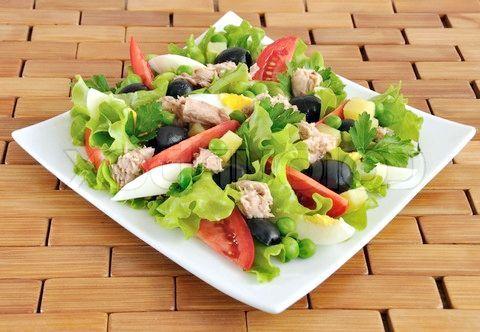 приготування святкового салату