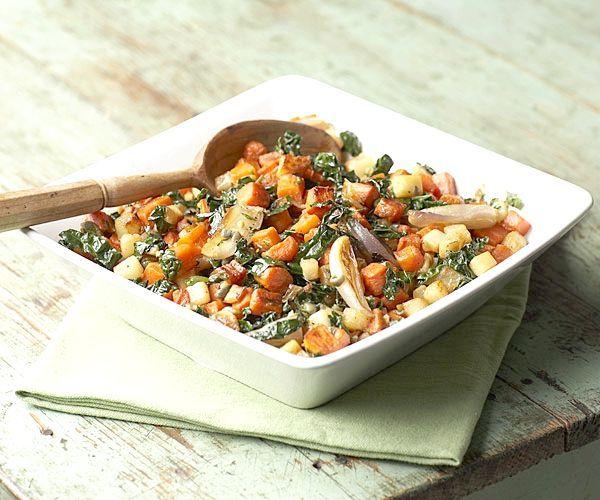 Салат з ріпою і морквою