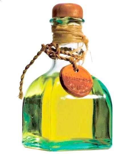 Реп'яхову олію з перцем