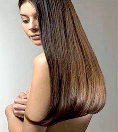 Червоний перець для волосся