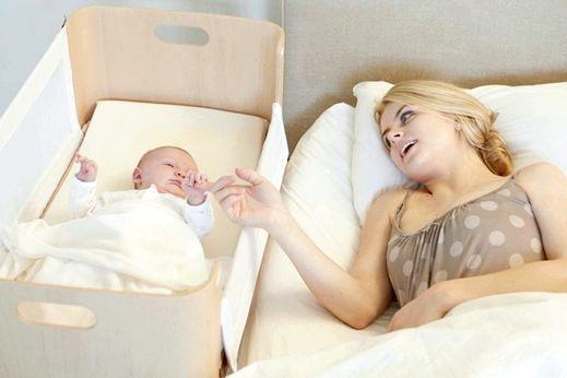 як організувати режим дня новонародженого