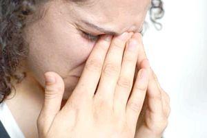 атрофічний риніт симптоми