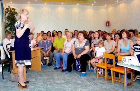 батьківські збори в дитячому садку