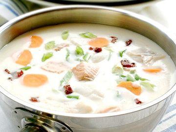 рибний суп по - фінськи