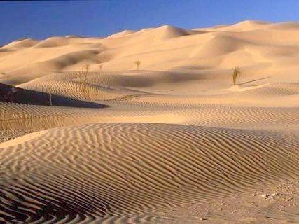 пустеля цукри