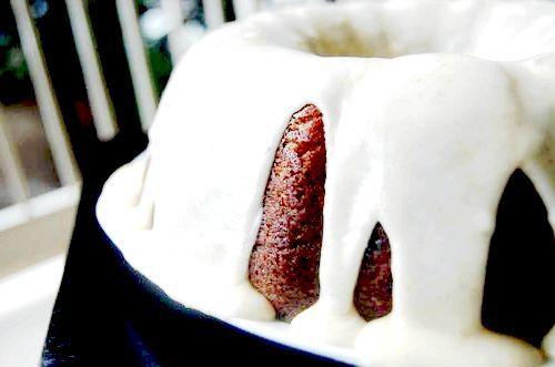 Цукрова глазур для кексів