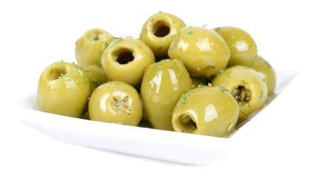 салат з оливками рецепт