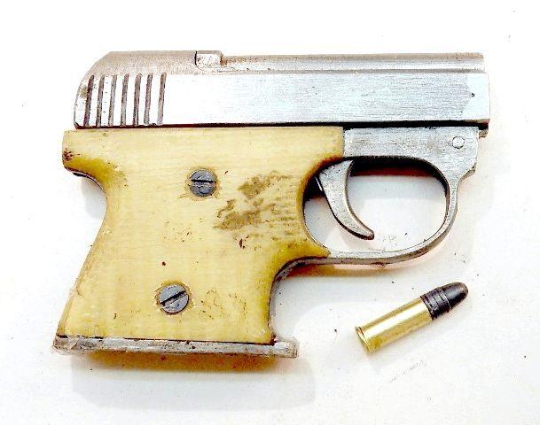 Саморобний пістолет - інструкція з виготовлення своїми руками