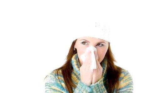 вилікувати застуду