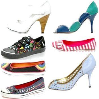 Найкращі бренди взуття
