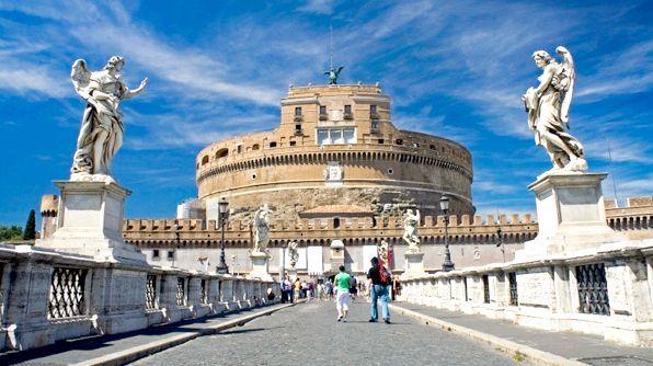 основні визначні пам'ятки Рима