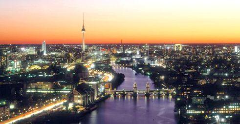 міста в Німеччині