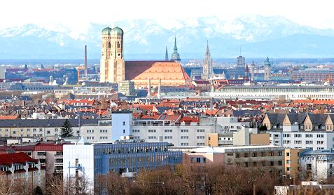 які міста знаходяться в германии