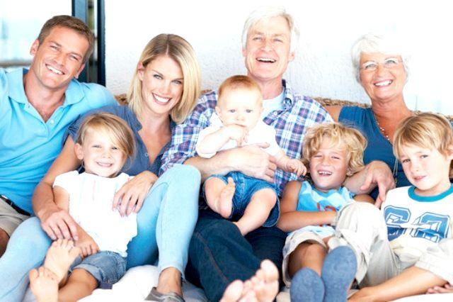 сімейне щастя
