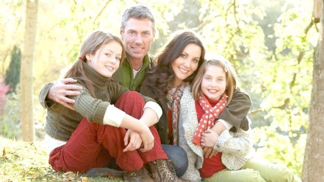 шлюбно сімейні відносини