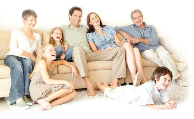 особливості сімейних відносин